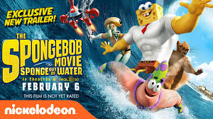 Sponge Out of Water review