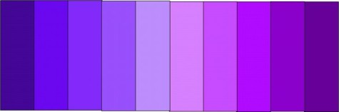 There is No Purple
